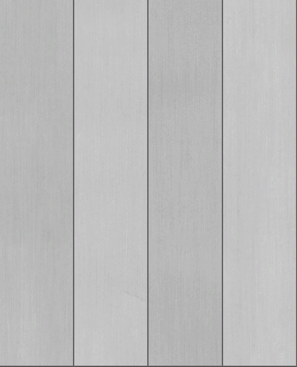 A seamless metal texture with aluminium sheets arranged in a stack pattern