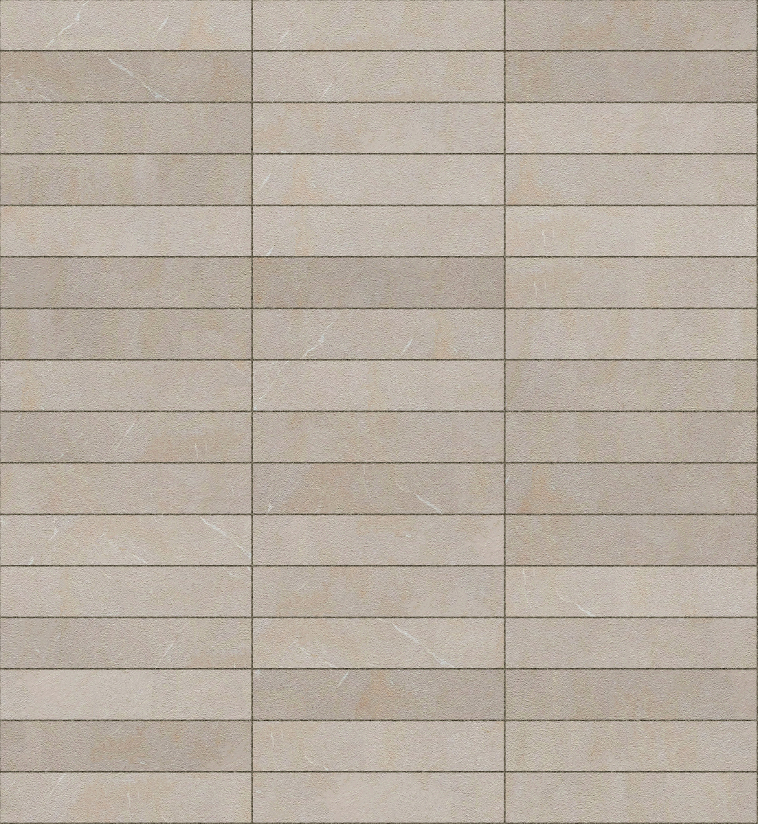A seamless stone texture with limestone blocks arranged in a stack pattern