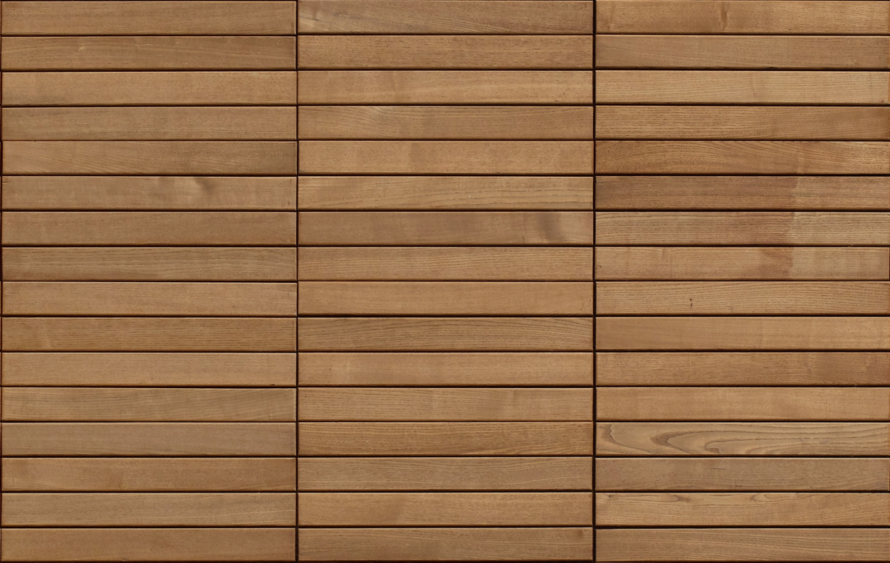 A seamless wood texture with  boards arranged in a  pattern