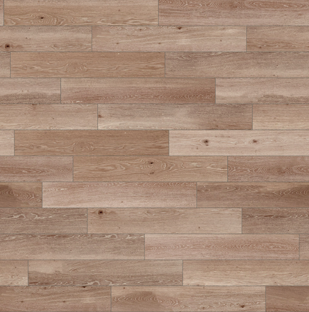 A seamless wood texture with ash boards arranged in a staggered pattern