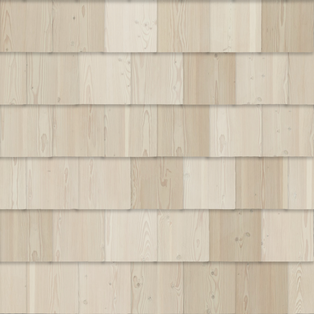 A seamless wood texture with douglas fir boards arranged in a stretcher pattern