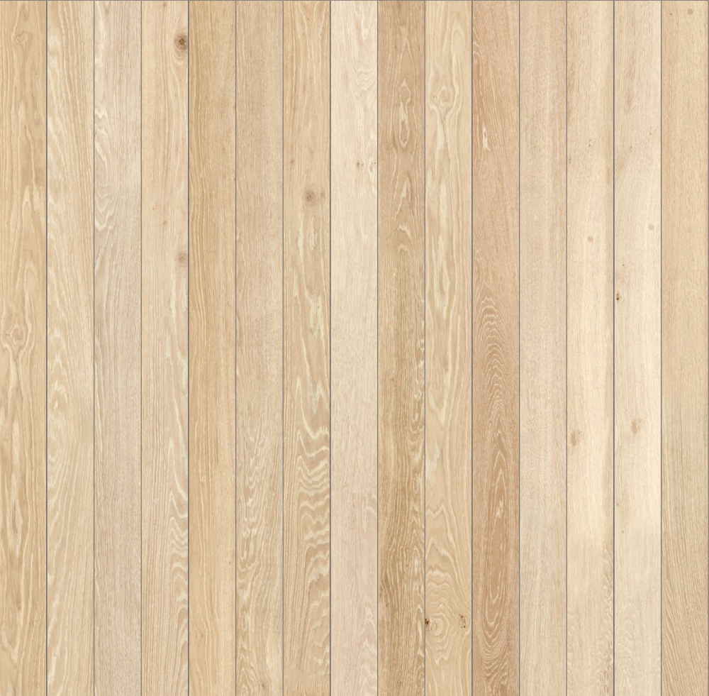 A seamless wood texture with ash boards arranged in a stack pattern