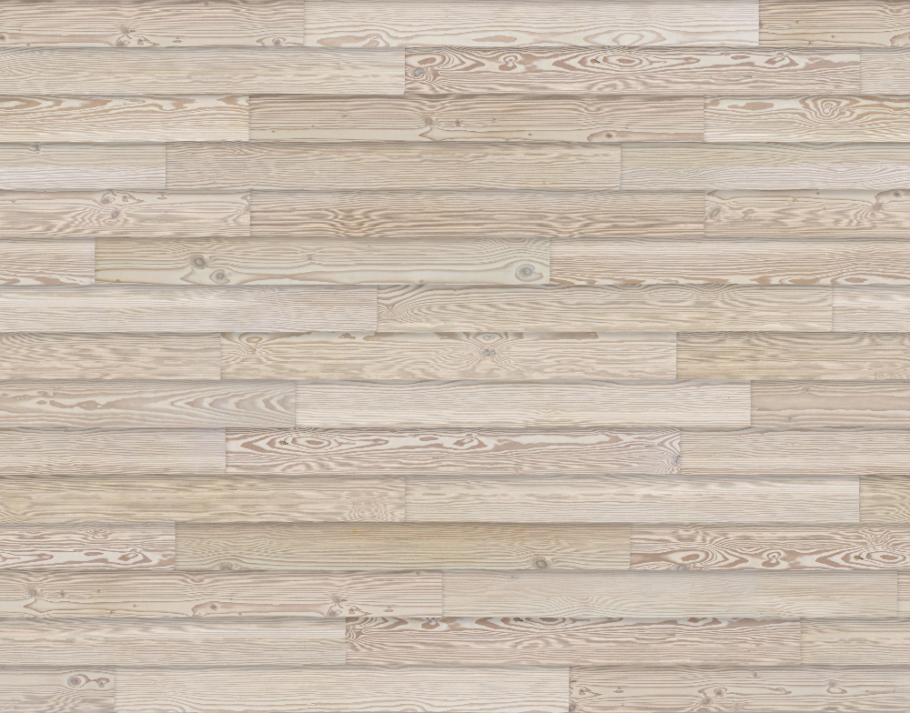 A seamless wood texture with larch boards arranged in a staggered pattern