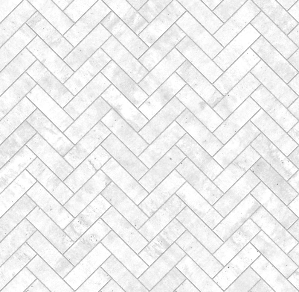 A seamless concrete texture with in situ concrete blocks arranged in a herringbone pattern