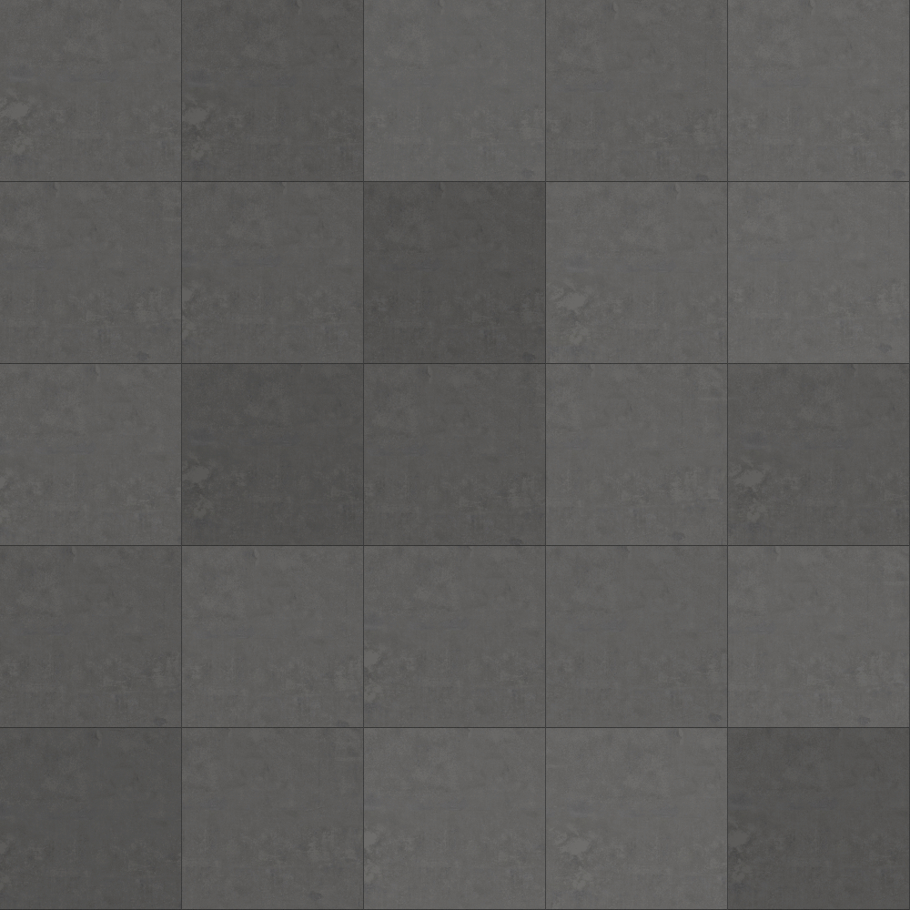 A seamless concrete texture with polished concrete blocks arranged in a stack pattern