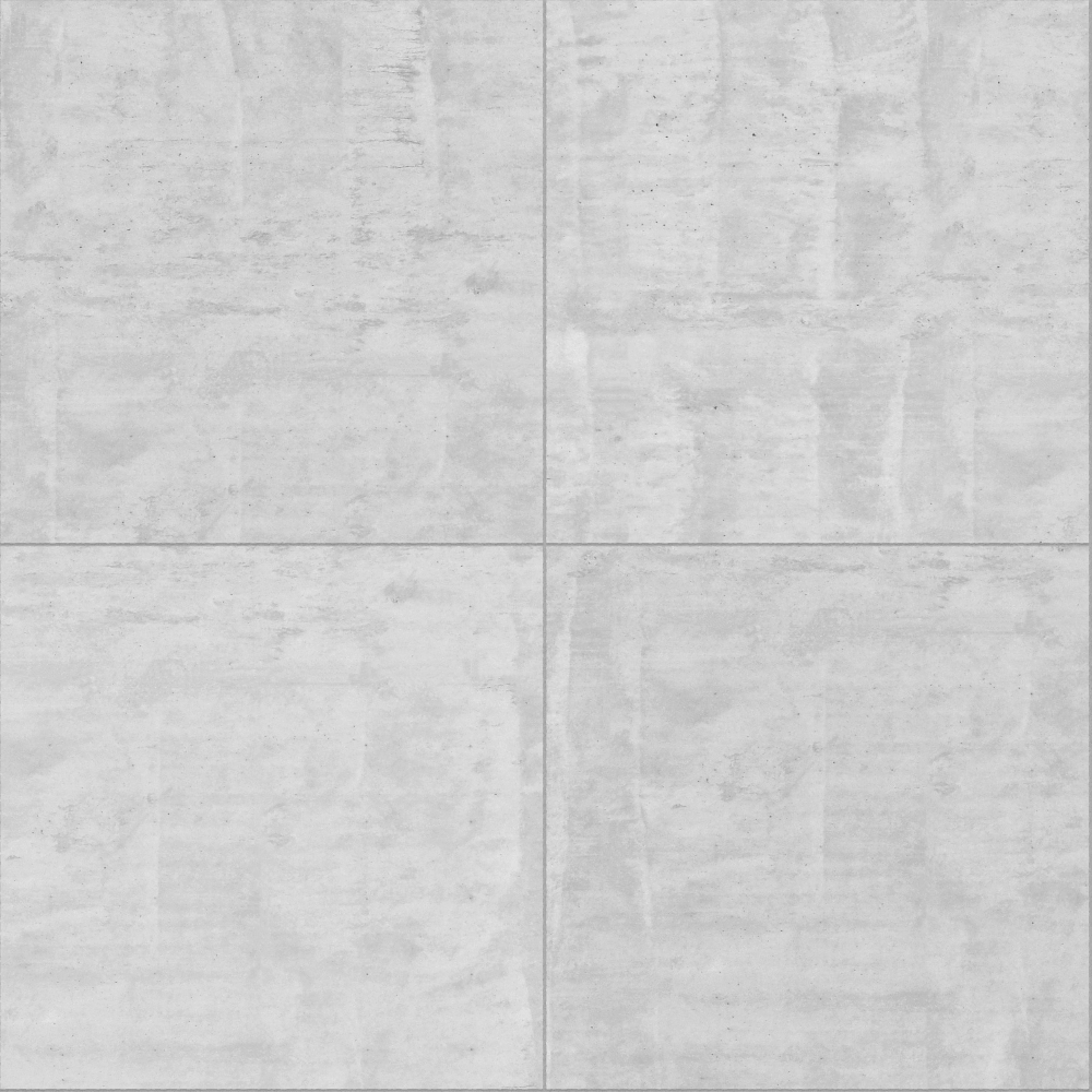A seamless concrete texture with in situ concrete blocks arranged in a stack pattern